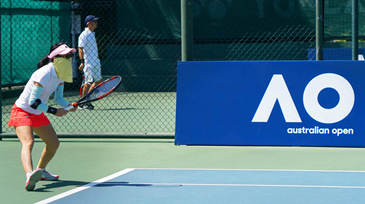 Australian Open China Challenge in town